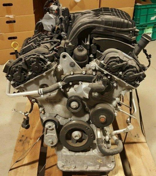 Двигатель Dodge Challenger ERB (б/у)
