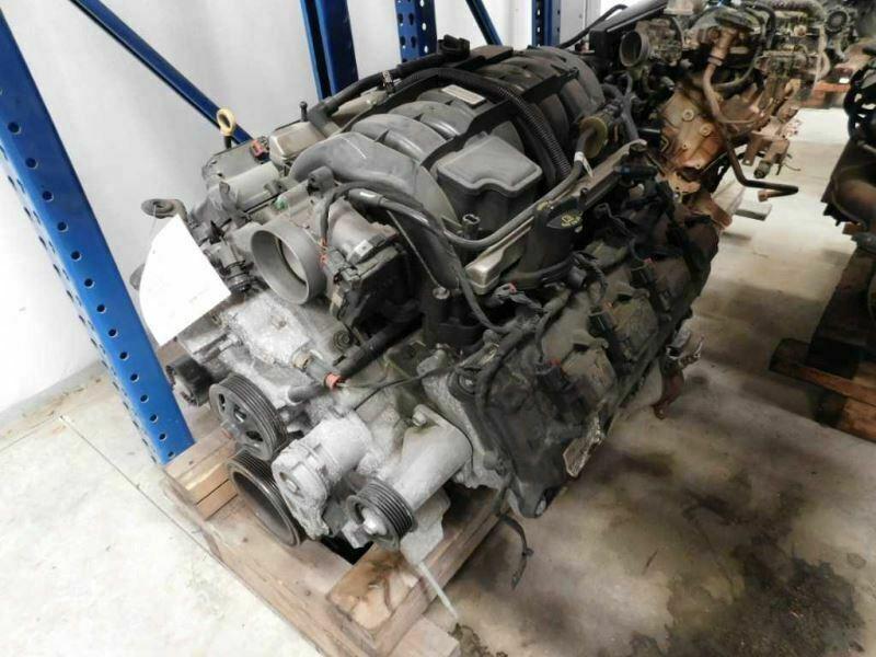 Двигатель Dodge Challenger EZH (б/у)