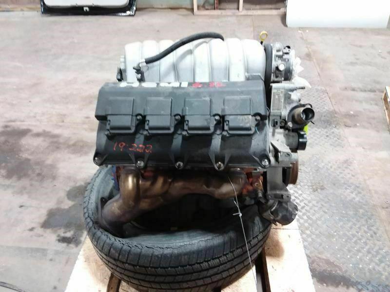 Двигатель Dodge Challenger ESF (б/у)