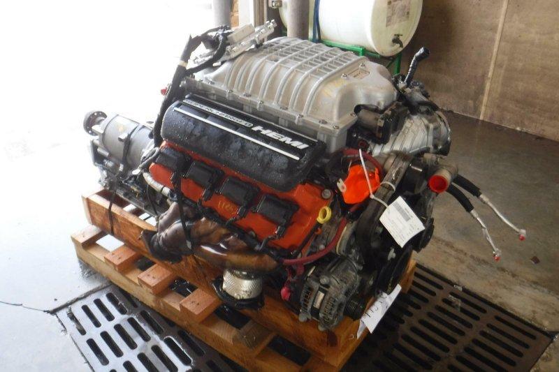 Двигатель Dodge Challenger ESH (б/у)
