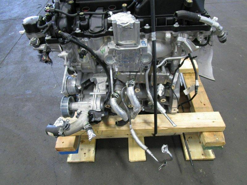 Двигатель Jeep Wrangler JL HURRICANE (б/у)