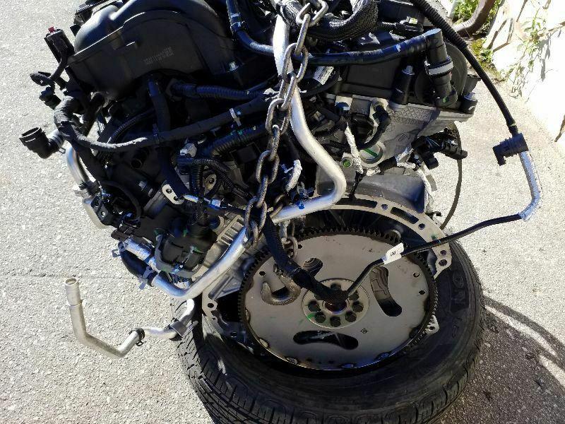 Двигатель Jeep Wrangler JL ERB (б/у)