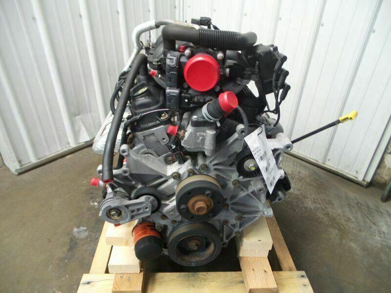 Двигатель Jeep Wrangler JL EGT (б/у)