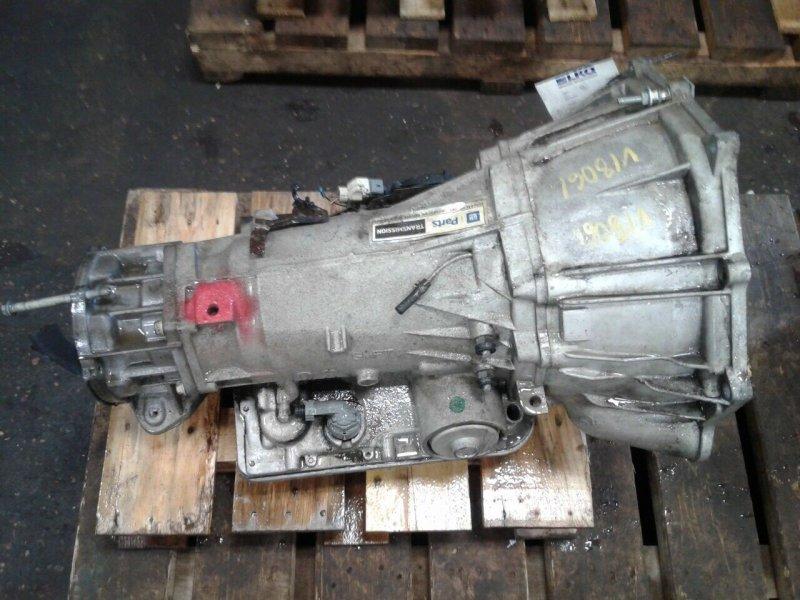 Акпп Chevrolet Suburban K2YC/G L83 (б/у)