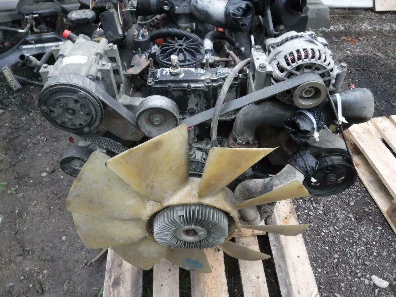 Двигатель Ford F250 7.3 L POWERSTROKE V8 (б/у)