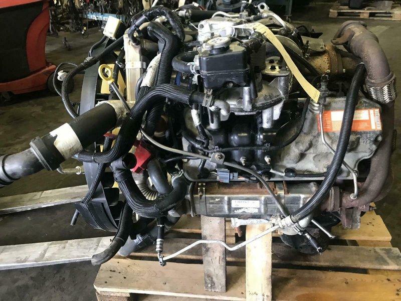 Двигатель Ford F250 6.4 L POWERSTROKE V8 (б/у)