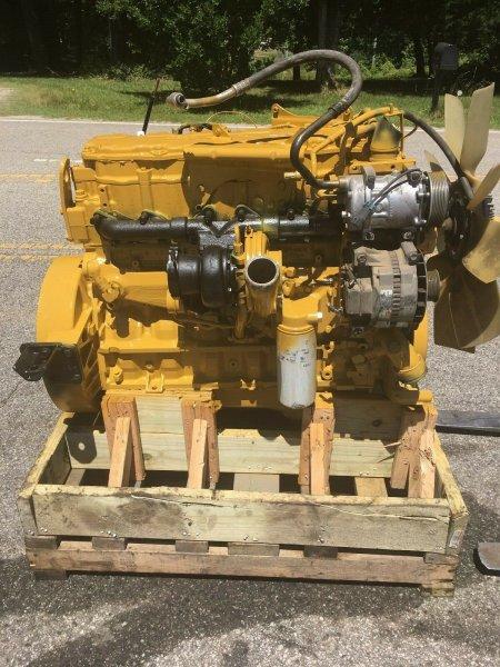Двигатель Caterpillar Cat C15-6NZ (б/у)