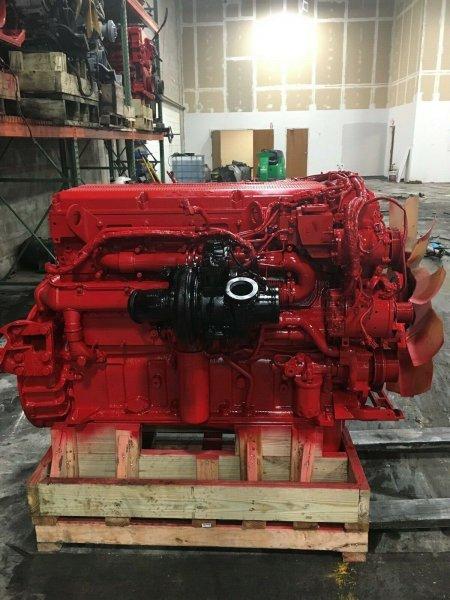 Двигатель Cummins Cat ISX15 (б/у)