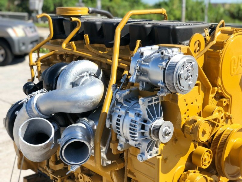 Двигатель Cummins Cat C15-5EK (б/у)