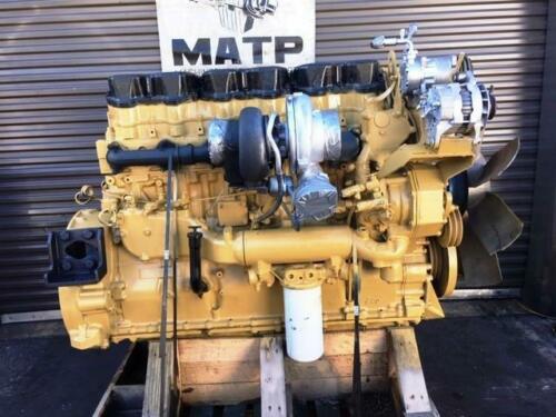 Двигатель Cummins Cat C15-MBN (б/у)