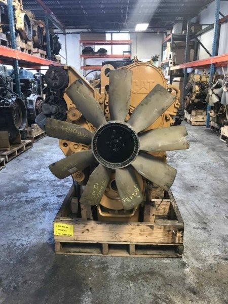 Двигатель Cummins Cat C15-MXS (б/у)