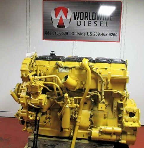 Двигатель Cummins Cat C15-NXS (б/у)