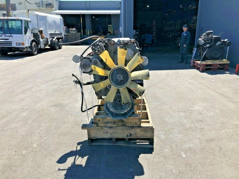 Двигатель Cummins Detroit Diesel 12.7 DETROIT DIESEL 12.7 (б/у)