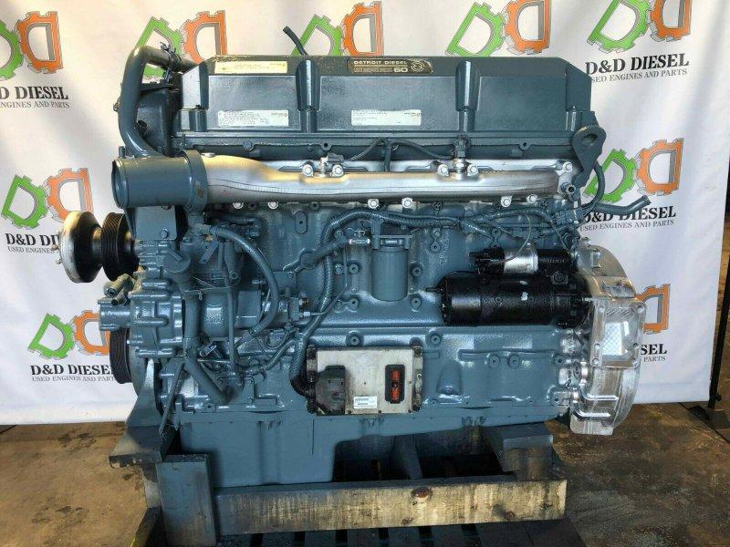 Двигатель Cummins Detroit Diesel 14 DETROIT DIESEL 14 (б/у)