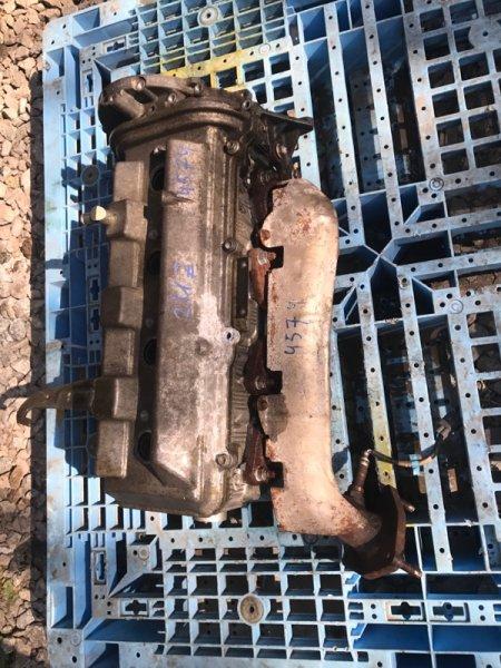 Головка блока цилиндров Lexus Gx470 UZJ120 2UZFE правая (б/у)
