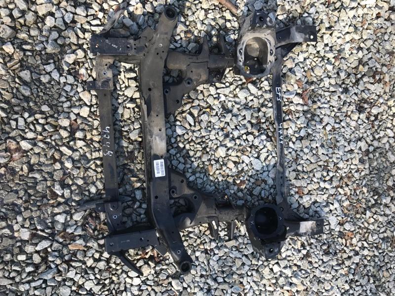 Подрамник Bmw X5 E70 N62B48B 2008 передний (б/у)