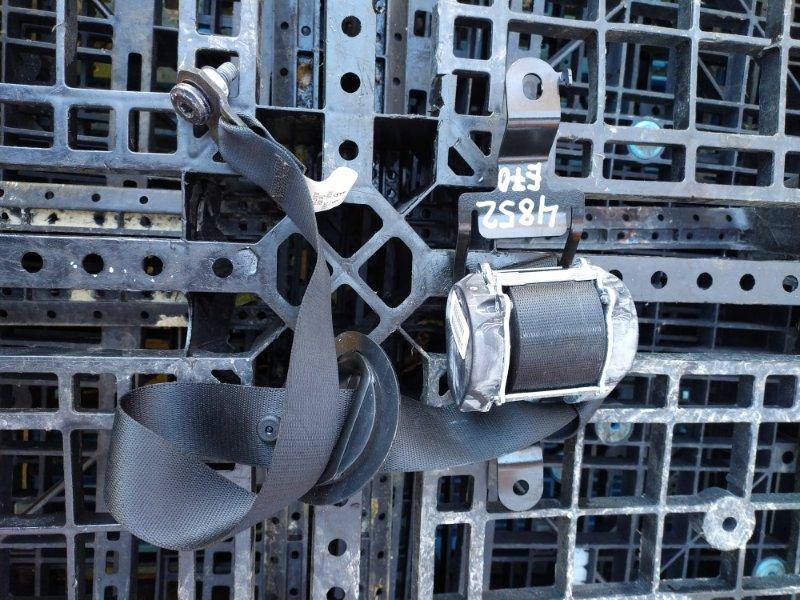 Ремень безопасности Bmw X5 E70 N62B48B 2008 задний (б/у)