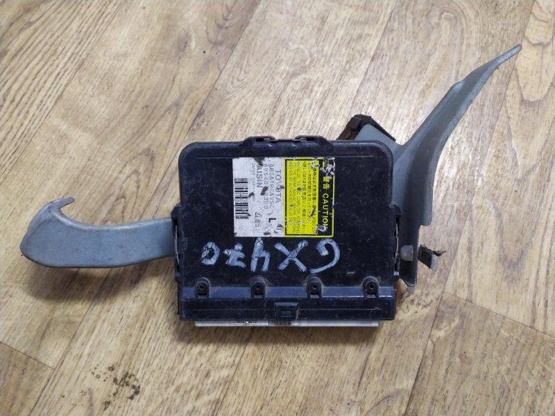 Блок управления Toyota Lexus Gx470 UZJ120L 2UZFE 2002 (б/у)