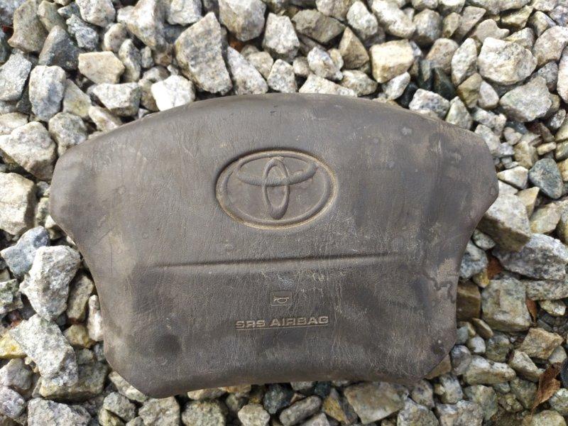 Airbag водительский Toyota Land Cruiser 100 UZJ100 2UZ (б/у)