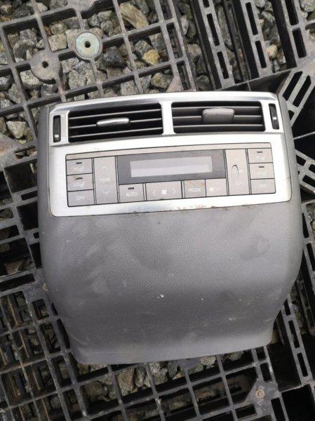 Блок управления климат контролем Lexus Lx570 URJ201 3URFBE (б/у)