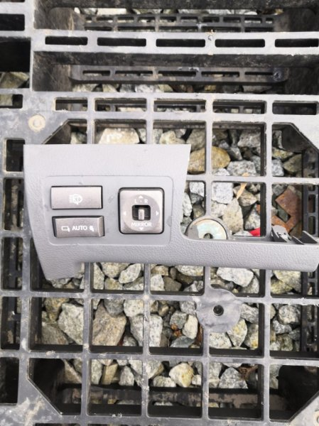 Блок управления зеркалами Lexus Lx570 URJ201 3URFBE (б/у)