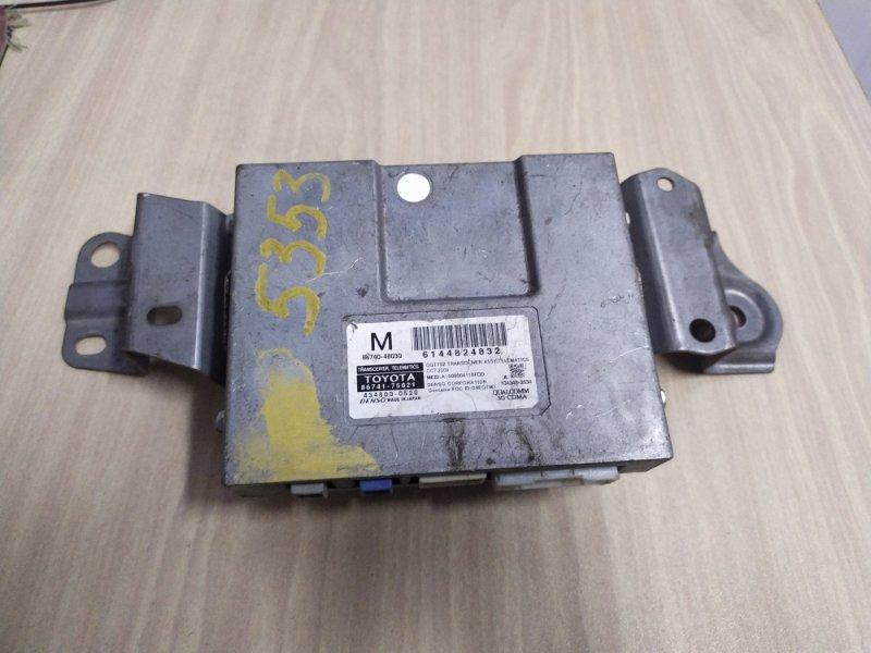 Блок управления Lexus Gx460 URJ150 1UR (б/у)