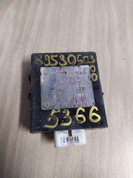 Блок управления Toyota Lexus Gx470 UZJ120L 1KDFTV с 2002 (б/у)