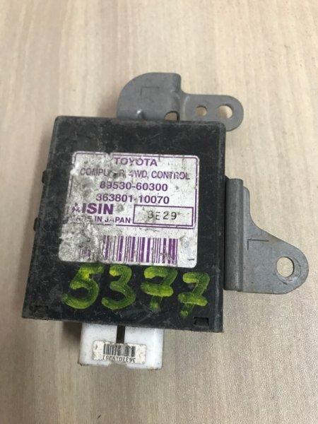 Блок управления Lexus Gx470 UZJ120 1GRFE (б/у)