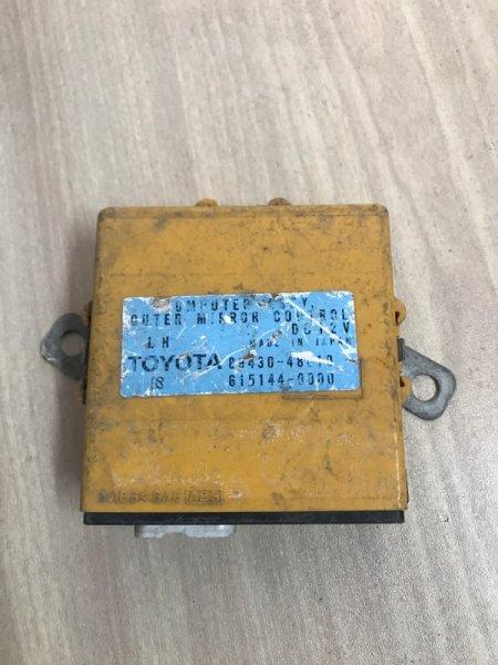 Блок управления Lexus Rx330 GSU30 2GRFE (б/у)