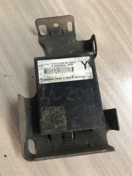 Блок управления Lexus Lx450D URJ201 3URFE (б/у)