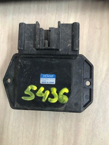 Резистор Lexus Gx470 UZJ120 2UZFE (б/у)