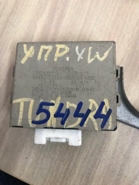 Блок управления Toyota Tundra UCK60 1URFE (б/у)