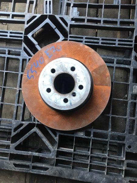 Тормозной диск Bmw X5 E70 N62B48B 2008 задний левый (б/у)