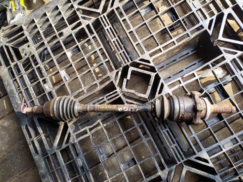 Привод Nissan Fuga PNY50 VQ35 задний (б/у)