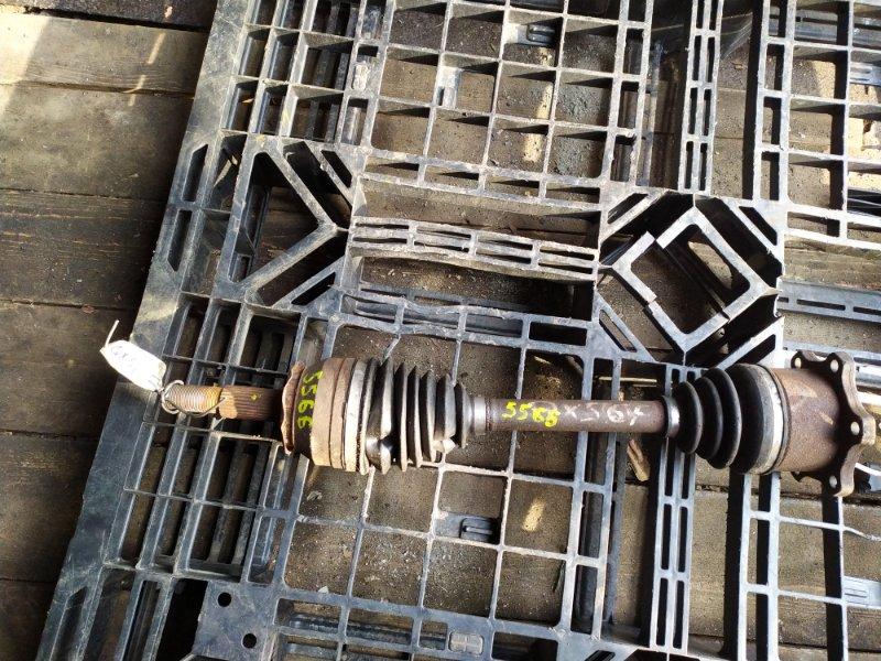 Привод Infiniti Qx56 JA60 VK56DE передний левый (б/у)