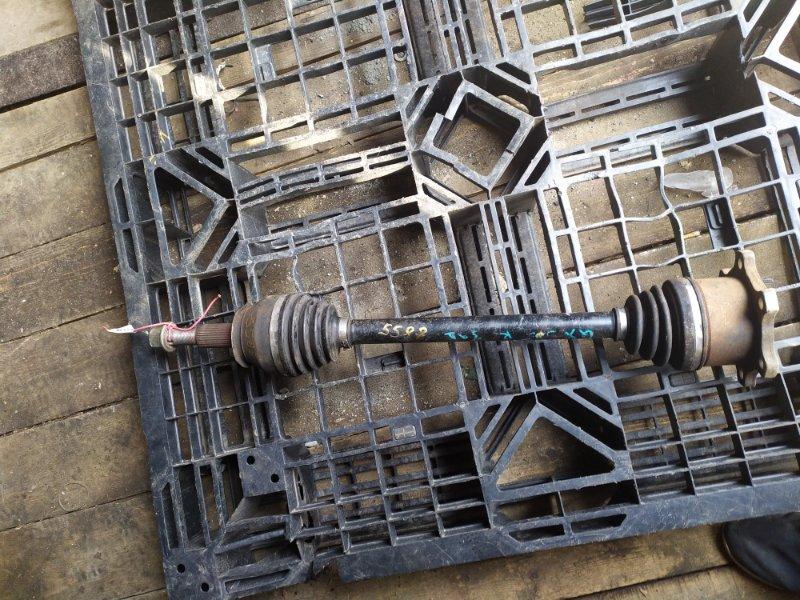 Привод Infiniti Qx56 JA60 VK56DE задний (б/у)