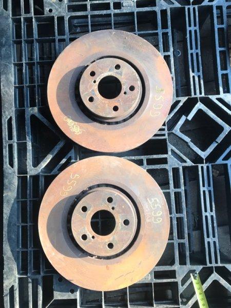 Тормозной диск Nissan Skyline PV36 VQ35HR 2007 (б/у)
