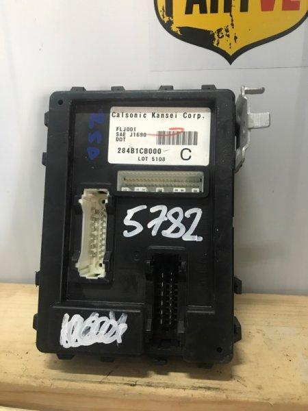 Электронный блок Nissan Murano PNZ50 QR25DE (б/у)