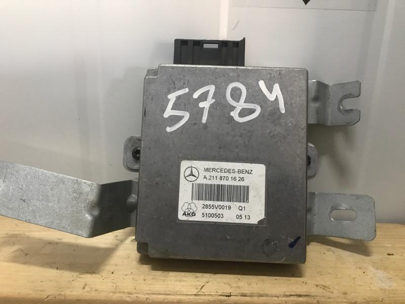Электронный блок Mercedes-Benz C-Class CL203 M112E32 (б/у)