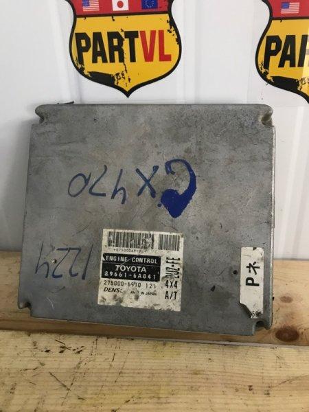 Блок управления двс Lexus Gx470 UZJ120 2UZ 2005 (б/у)