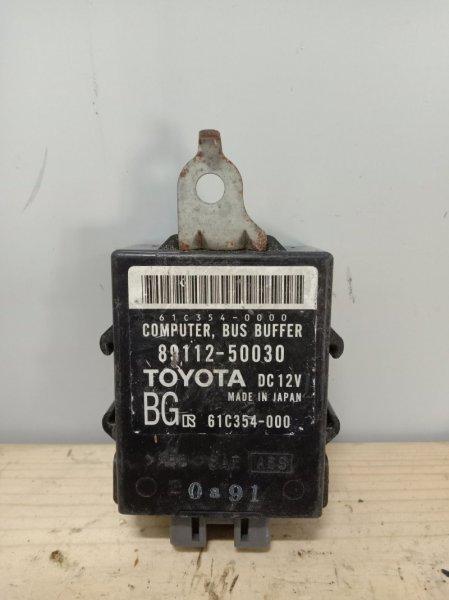 Электронный блок Lexus Lx570 URJ201W 3UR (б/у)