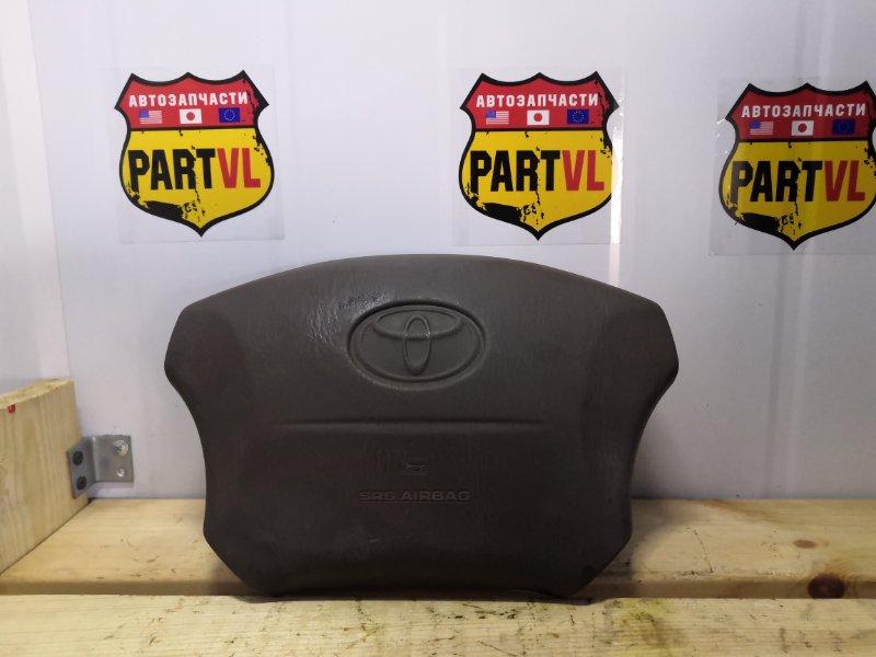 Airbag водительский Toyota Land Cruiser FZJ100 1FZFE (б/у)