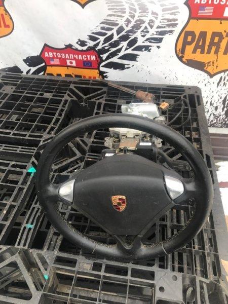 Руль Porsche Cayenne 955 M4850 2005 (б/у)