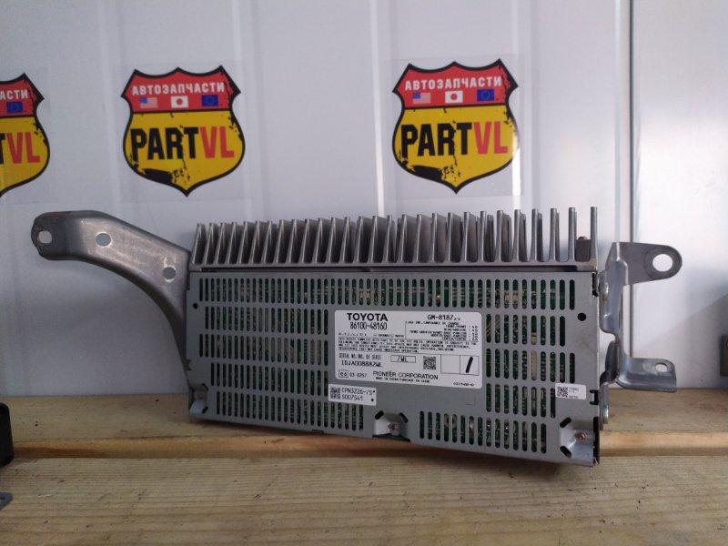 Усилитель звука Lexus Rx450H AGL10 2009 (б/у)