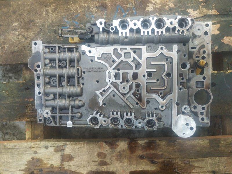Гидроблок клапанов управления акпп Mercedes-Benz C-Class C204.302 M272E35 (б/у)