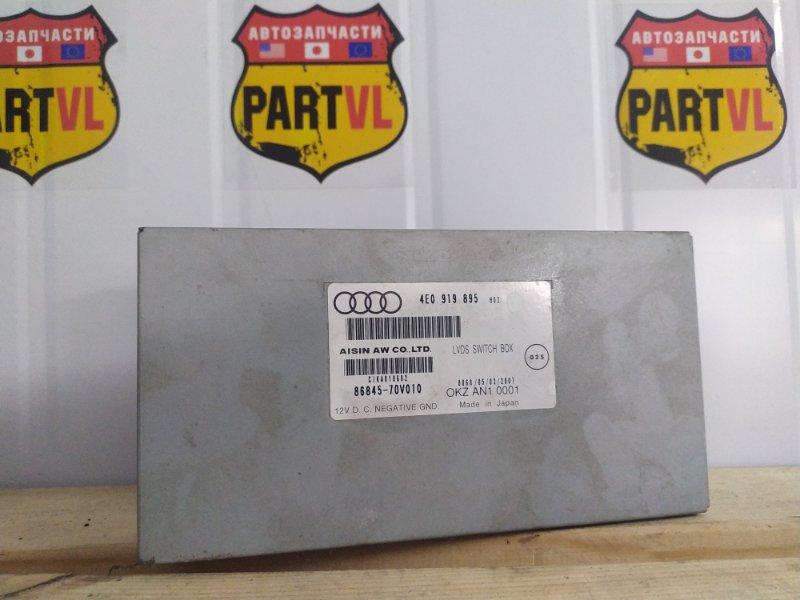 Электронный блок Audi A6 4F2 ASB (б/у)