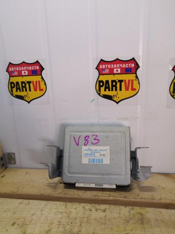Электронный блок Mitsubishi Pajero V83W 4M41 (б/у)