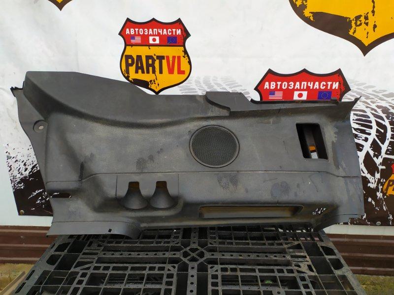 Обшивка багажника Lincoln Navigator U228 5.4L V8 SOHC 24V TRITON 2005 левая (б/у)