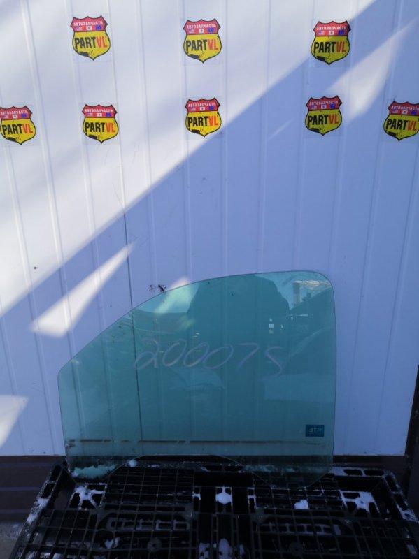 Стекло двери Chevrolet Tahoe GMT900 LY5 2008 переднее левое (б/у)