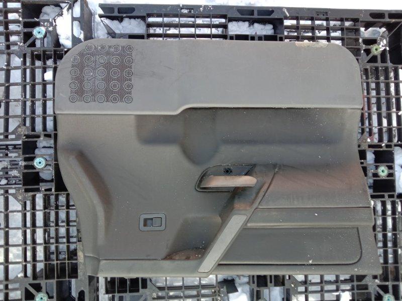 Обшивка дверей Nissan Armada TA60 VK56DE 2006 передняя левая (б/у)